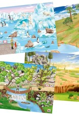 Depesche Zoo stickerboek