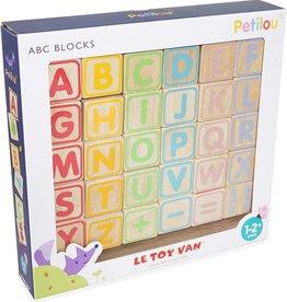 Le Toy Van ABC houten blokken