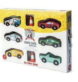 Le Toy Van Montecarlo sportwagens