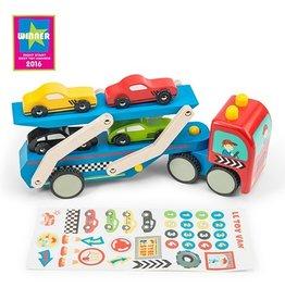 Le Toy Van Transport Set