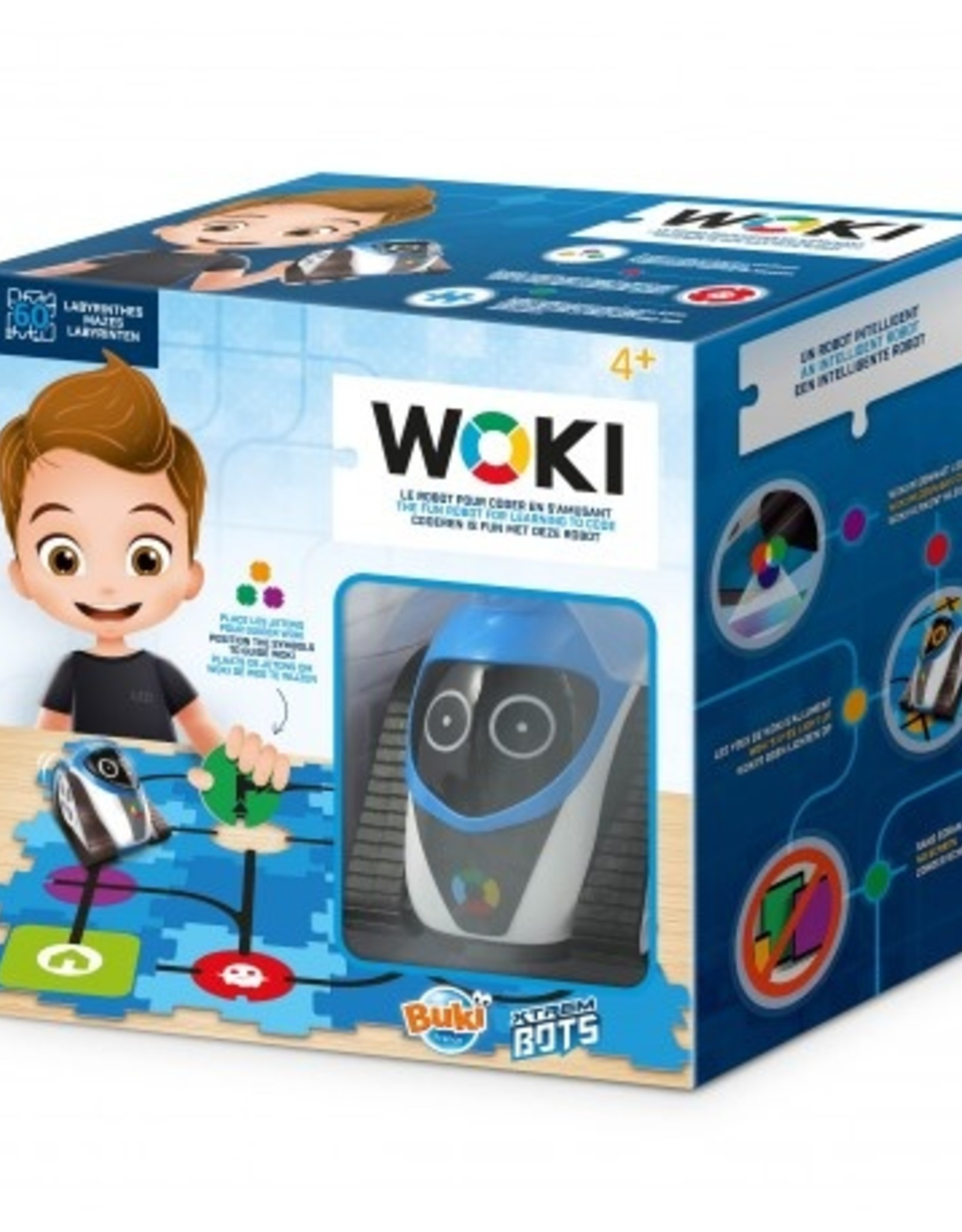 Buki Woki Robot