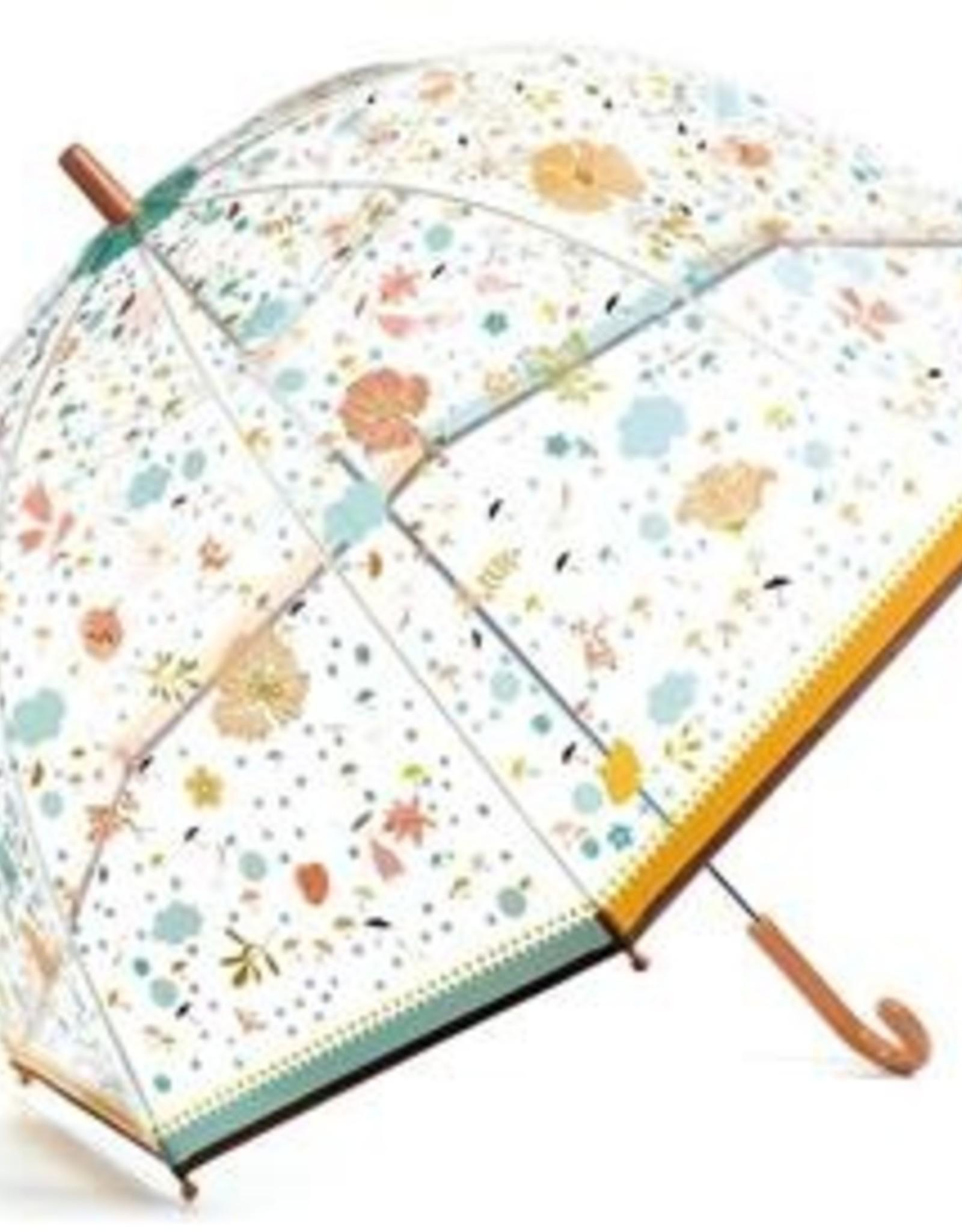Djeco Paraplu Groot Flowers