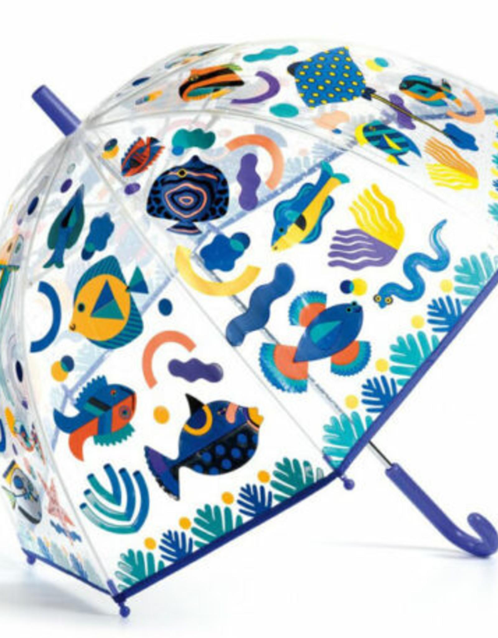 Djeco Magische Paraplu Fishes