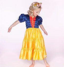 Rose & Romeo Sneeuwwitje jurk 3-4