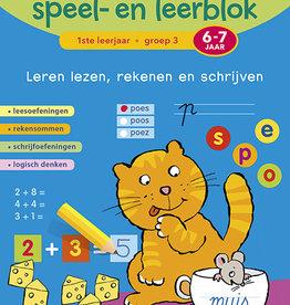 Deltas Speel & leerblok; Lezen, rekenen & schrijven