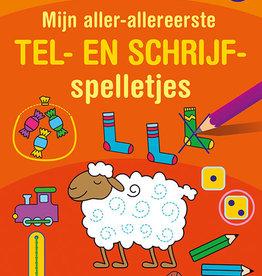 Deltas Tel & schrijfspelletjes
