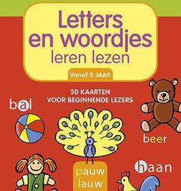 Deltas Letters & woordjes leren lezen