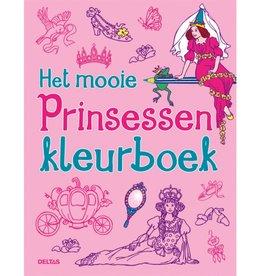 Mooie Prinsessen kleurboek