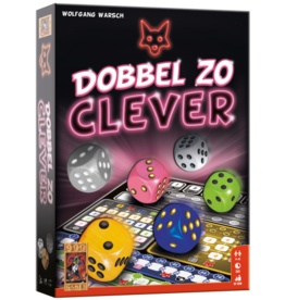 999 Games Dobbel zo clever