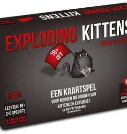 Exploding Kittens NSFW 18+