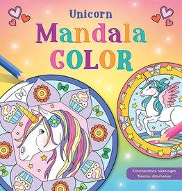 Deltas Unicorn Mandala