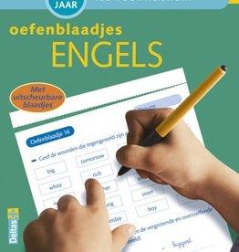 Deltas Oefenblaadjes Engels 10-12