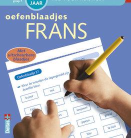 Deltas Oefenblaadjes Frans 10-11