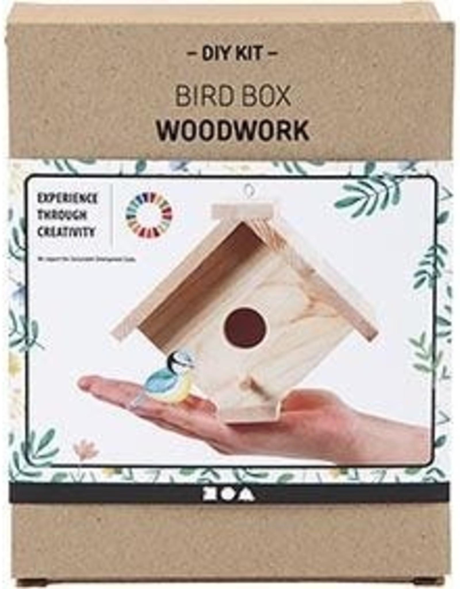 DIY Vogelhuisje