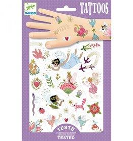 Djeco Tattoo Fairy Friends