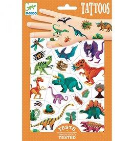 Djeco Tattoo Dino Club