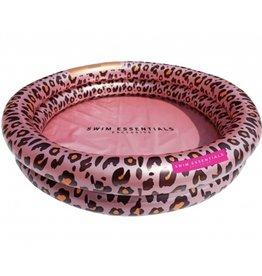 Bad 60cm Leopard Roze