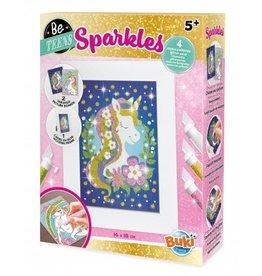 Buki Sparkles Unicorn