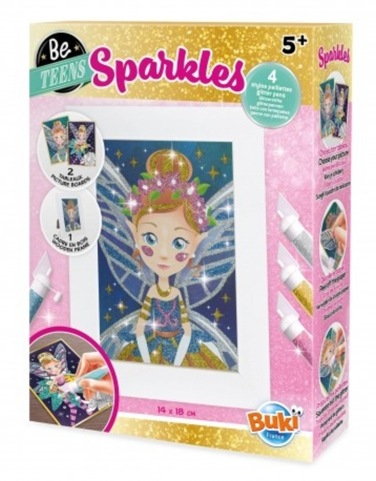 Buki Sparkles Fairy
