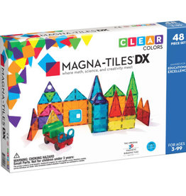 MagnaTiles Clear Colors 48