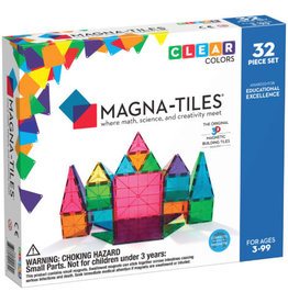MagnaTiles Clear Colors 32