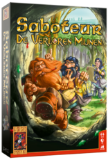 999 Games Saboteur: De Verloren Mijnen