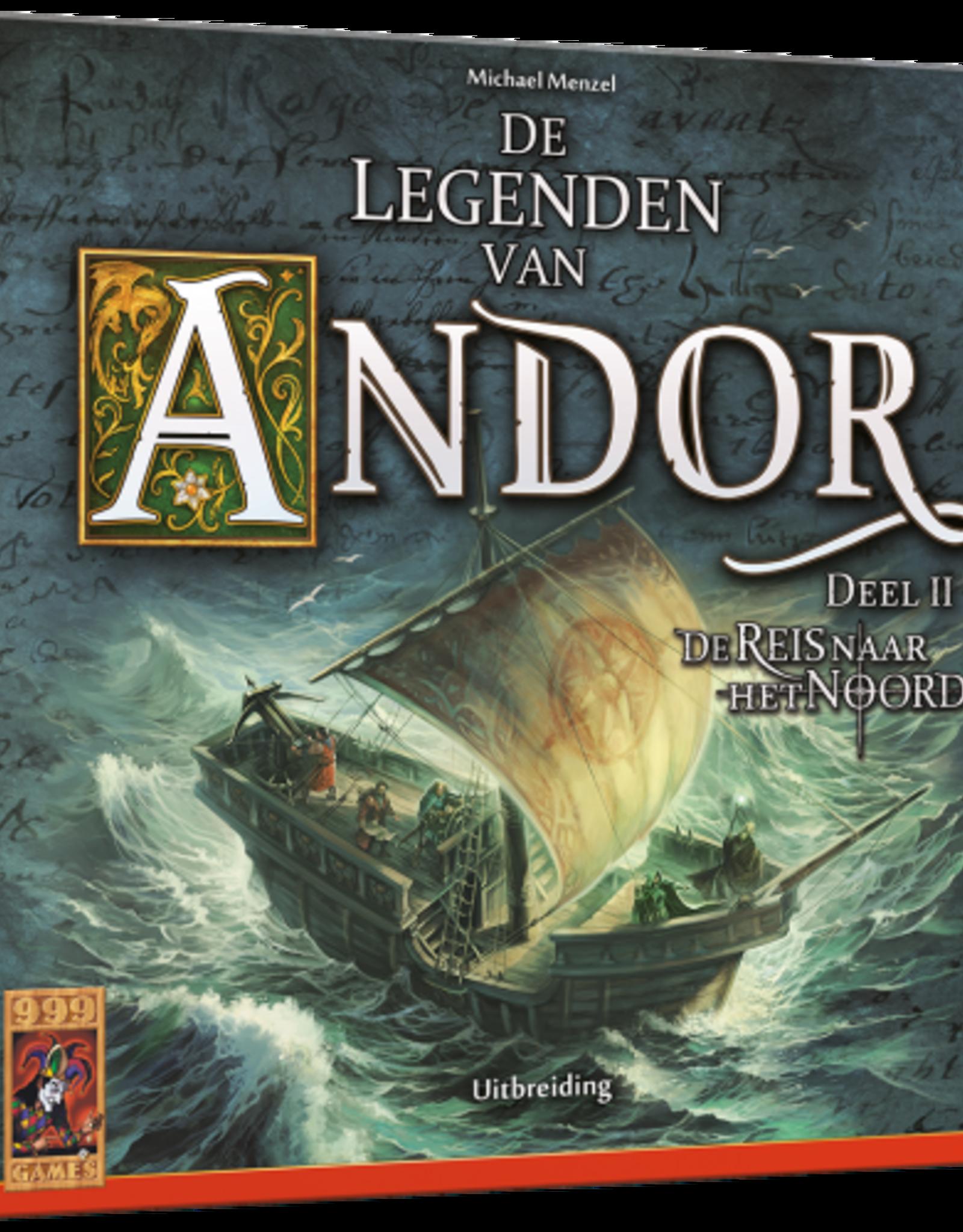 999 Games Andor: Reis naar het Noorden