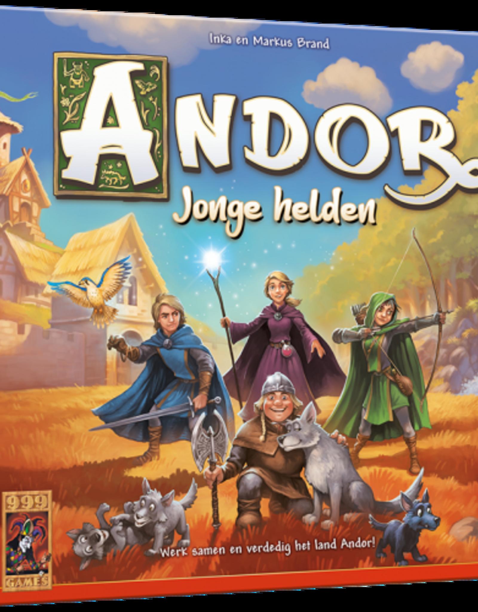 999 Games Andor:Jonge Helden