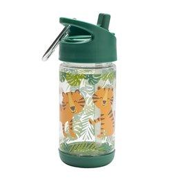 SugarBooger Drinkfles Tiger