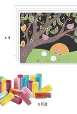 Djeco Pompon Collages