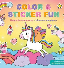 Deltas Color & Fun Unicorn