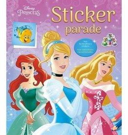 Deltas Princess Sticker Parade
