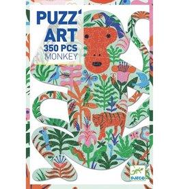 Djeco Puzzel Art Monkey