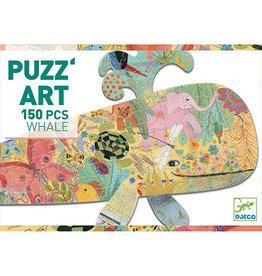 Djeco Puzzel Art Whale