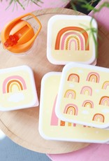 ALLC Lunch- Snackbox Regenboog