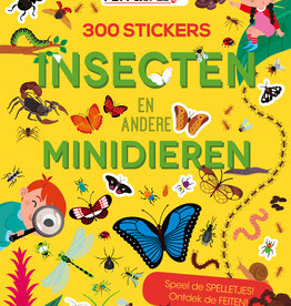 Feit & Spel Insecten