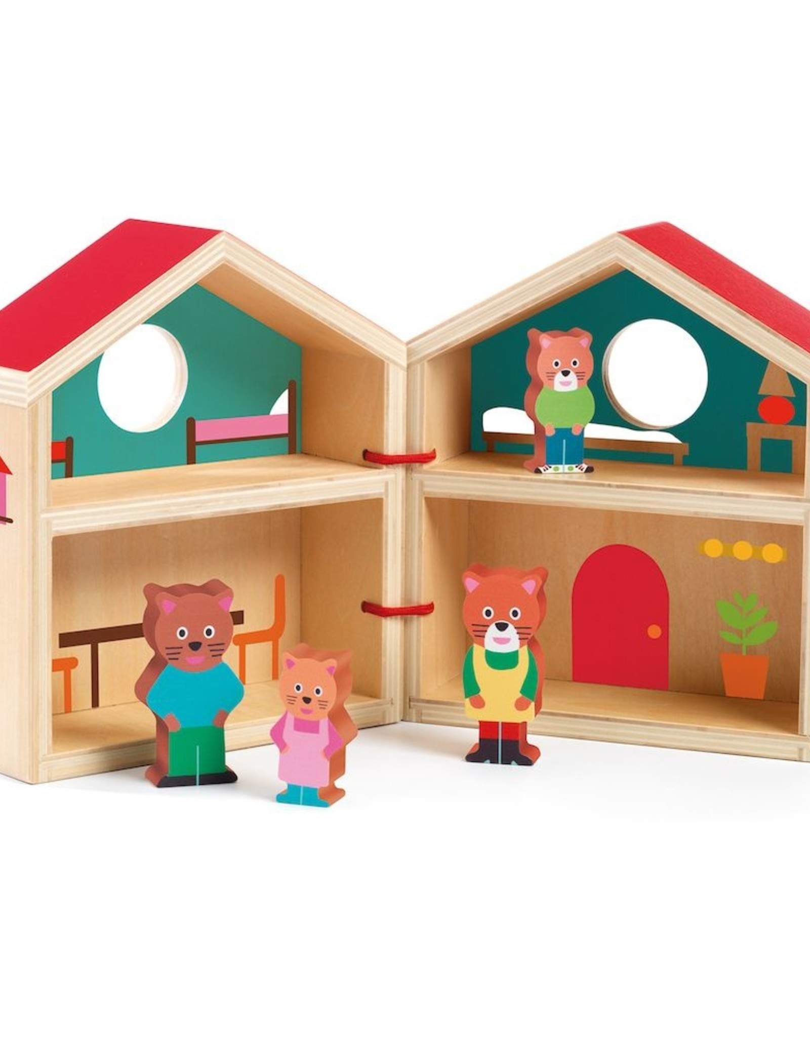 Djeco Mini House