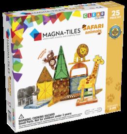 MagnaTiles Safari Animals