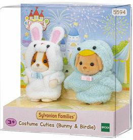 Sylvanian Families Bunny & Birdy