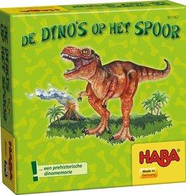 Haba De Dino's op het Spoor