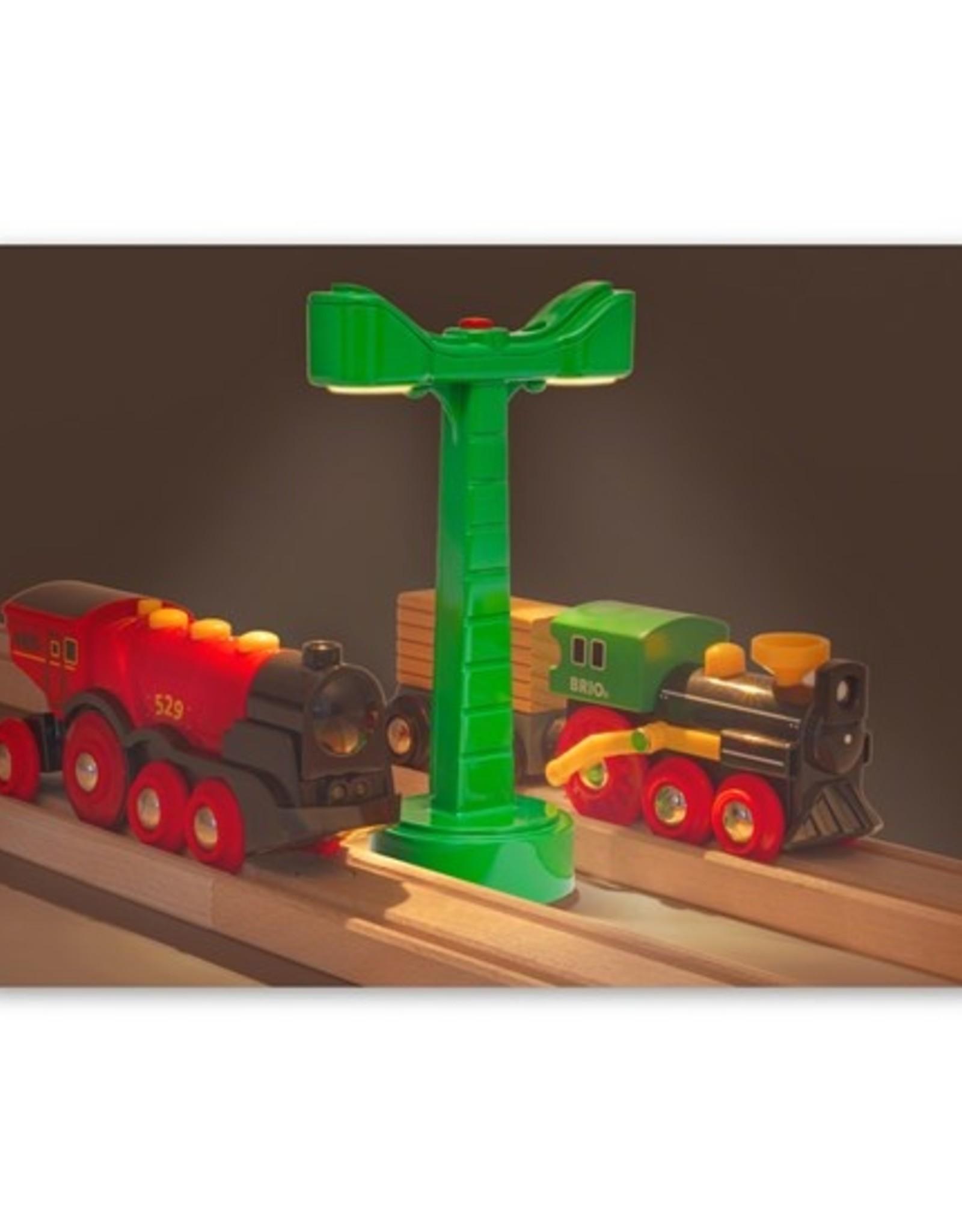 Brio Spoorweg Licht