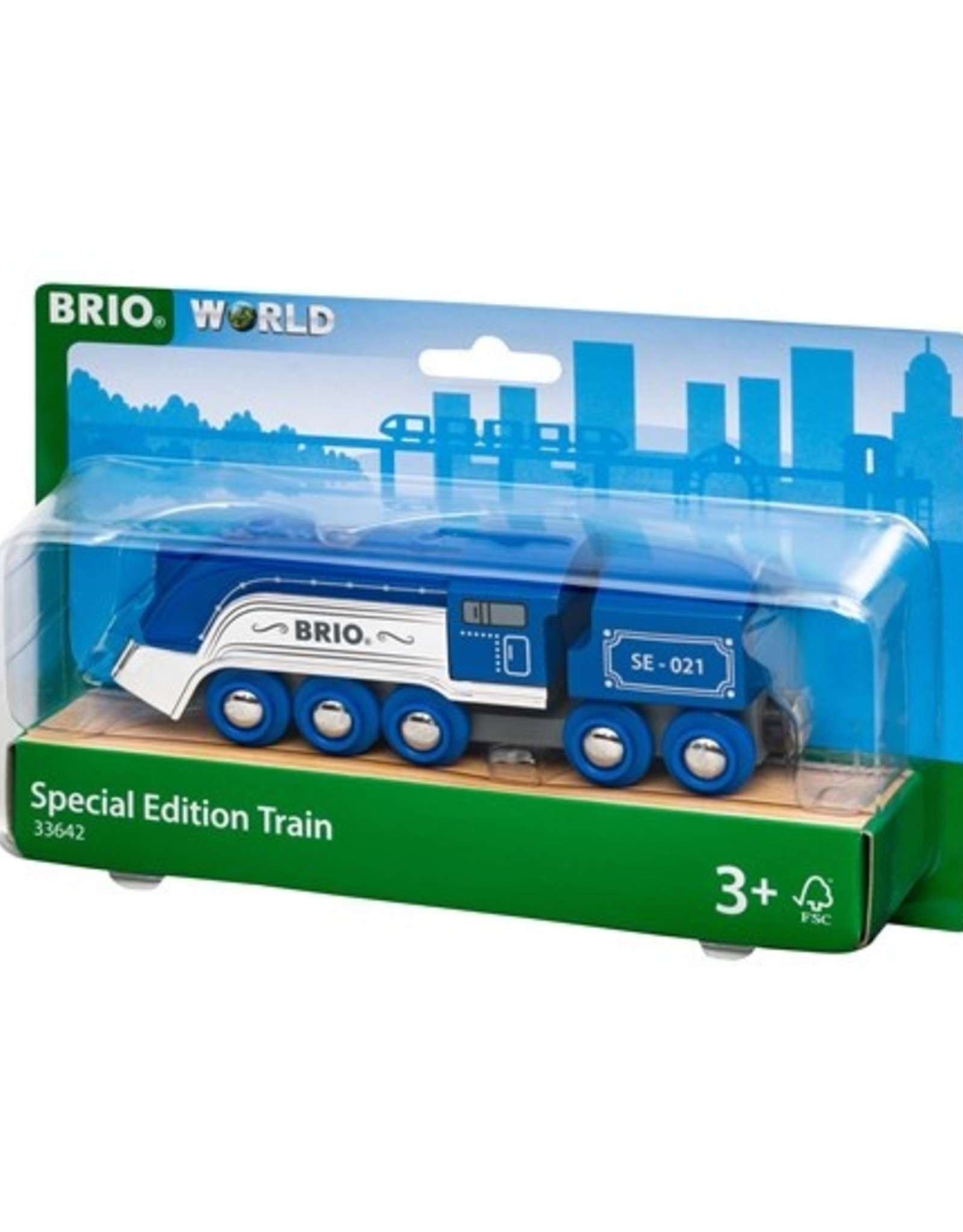 Brio Trein Speciale Editie 2021