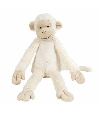 Happy Horse Hanging monkey white