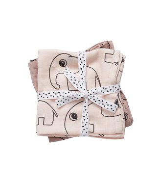 Done by Deer Swaddle 2 pack powder