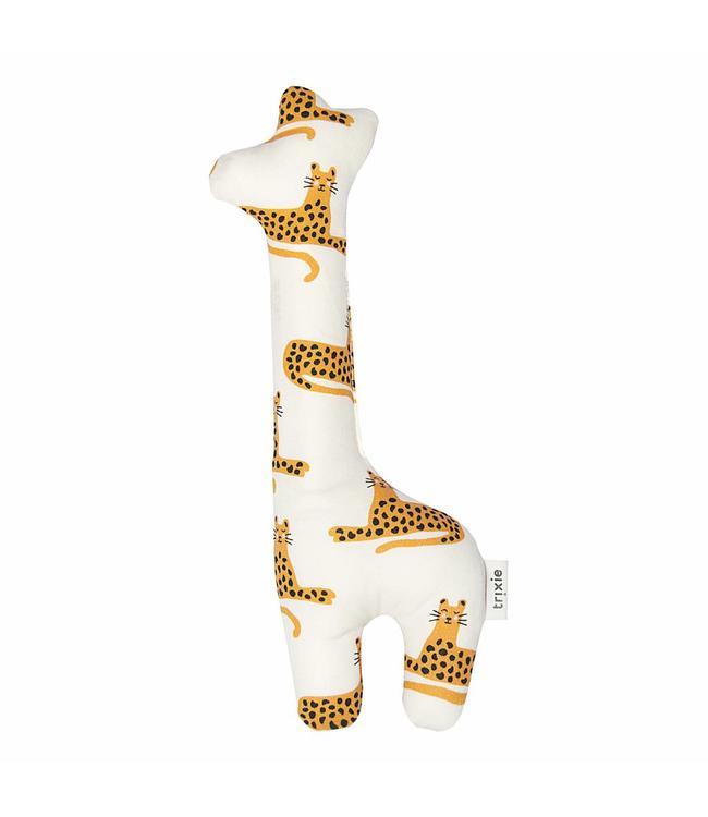 Trixie Rattle Giraffe - Cheetah