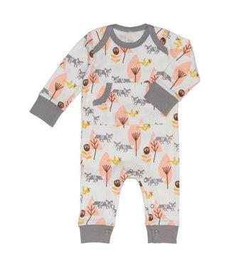 Fresk Pyjama zonder voet Fox pink