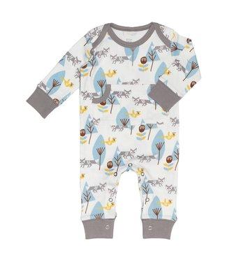 Fresk Pyjama zonder voet Fox blue
