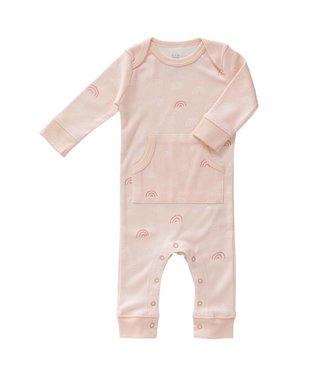 Fresk Pyjama zonder voet Rainbow chintz rose