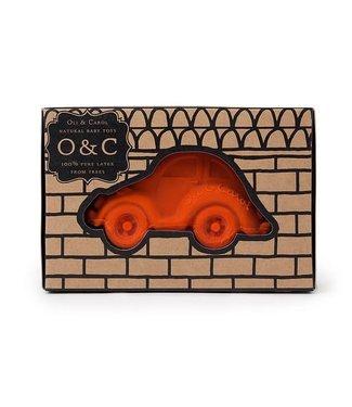 Oli&Carol Bad speeltje auto oranje