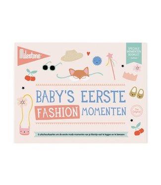 Milestone™ Milestone™ Baby's eerste momenten fashion